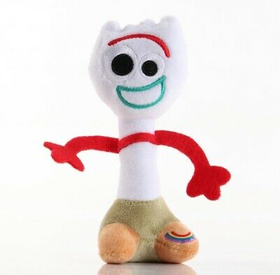 "Forky Plush From Toy Story 4 6""Toy Stuffed Soft Doll Kids Gift 2019 Brand New"