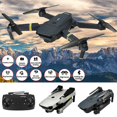 E58 DRONE QUADRICOTTERO RADICOMANDATO Telecamera WIFI CAMERA HD VIDEO FOTO USB