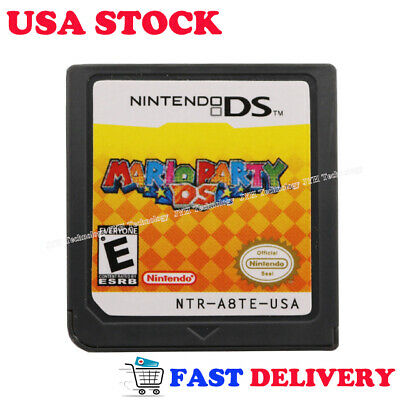 HOT Mario Party DS Game Card For Nintendo 3DS 2DS DSI DS XL Christmas Gift