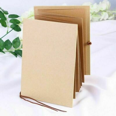 DIY Scrapbook 36 Pages Photo Album Travel Graduation Self-Adhesive Picture Book
