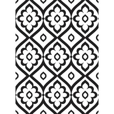 Darice A2 Embossing Folder Tiles