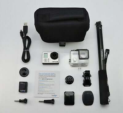 Gopro Hero 3 Black Edition Camcorder Hd 1080P / 4K Sdhc Card Action Video Camera