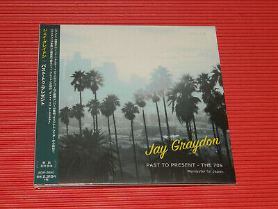 2019 Japan Cd Jay Graydon Past To Present The 70S Remaster For Japan