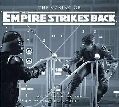 The Making of The Empire Strikes Back: The Definitive Story Behind the Film, J.W