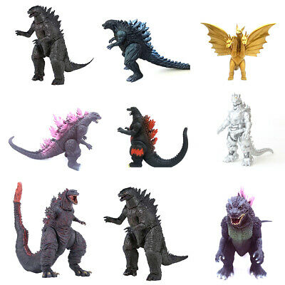 "Godzilla Movie King of the Monster Ghidorah Mechagodzilla Kaiju 7"" Action Figure"