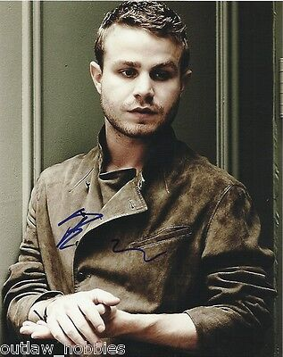 Brady Corbet Autographed Signed 8x10 Photo COA