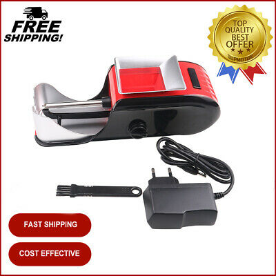 Electric Automatic Cigarette Rolling Machine Tobacco Injector Maker Roller 002