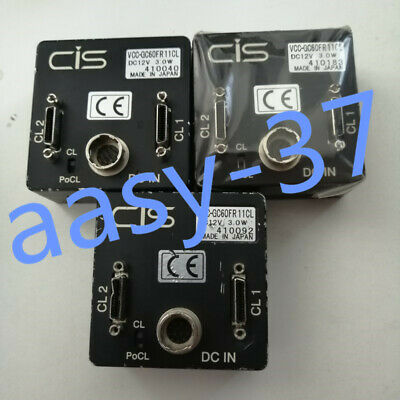 1PC CIS VCC-GC60FR11CL Industrial Camera in good condition