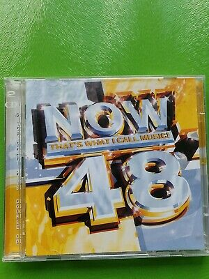 Various Artists : Now Thats What I Call Music! Volume 48 CD