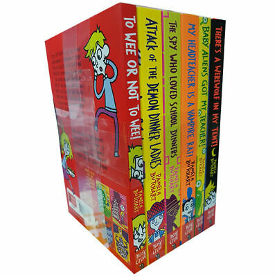 Baby Aliens Pamela Butchart Collection 5 Books Set There's a Werewolf In My Tent