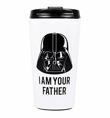 Star Wars Travel Mug   Darth Vader  -  I Am Your Father - Officially licensed
