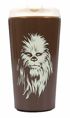 Star Wars Travel Mug   Chewbacca   Co Pilot - Officially licensed