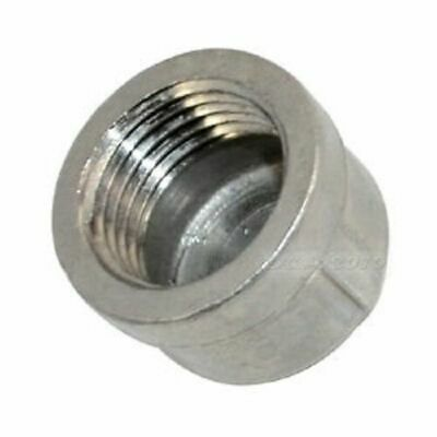 "Cap BSP Pipe Fittings Stainless Steel 316 A4 Grade 150lb  1/8"" To 4"""