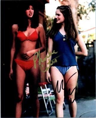 Jennifer Jason Leigh Phoebe Cates autographed 8x10 signed photo Picture and COA
