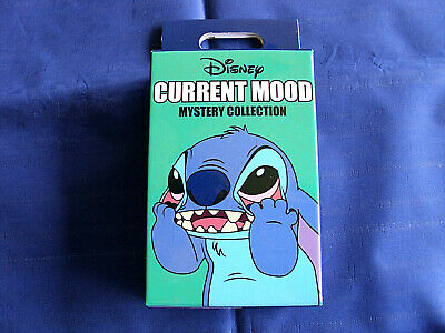 Disney * CURRENT MOOD * New & Sealed 2-Pin Mystery Box - Multiple Characters