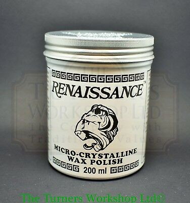 RENAISSANCE MICRO-CRYSTALLINE WAX POLISH - 200ml