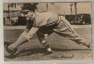 1947 Bond Bread Stan Musial  Baseball Card Rare Nm