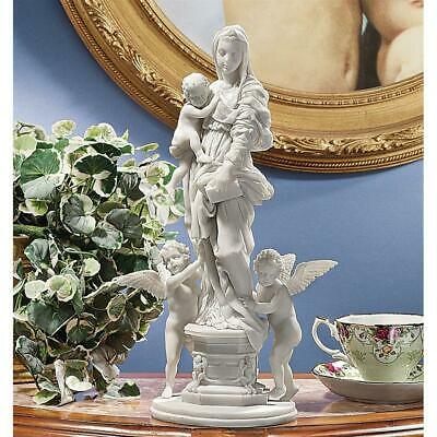 Design Toscano Madonna of the Harpies Bonded Marble Statue