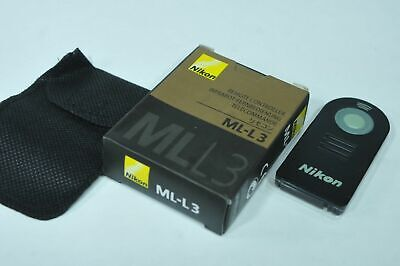 TELECOMANDO ML-L3 COMPATIBILE PER FOR NIKON TELECOMANDO D90 D3000 D3200 D65