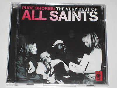 ALL SAINTS-PURE SHORES // The Very Best Of 2 X Cd Double-Disc 2010 Greatest  Hits