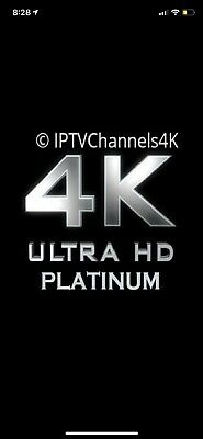 Best 4K Platinum Iptv Subscription/VODS/PPV/LIVE EVENTS