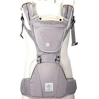 Yokohama Hip Seat Baby Carrier, Organic Cotton, Plus Size Friendly, 4 months+