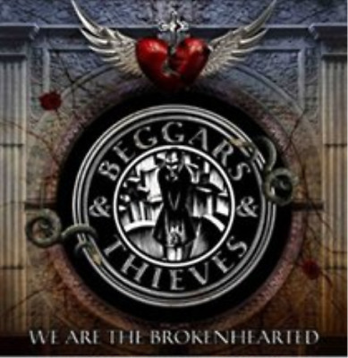 Beggars & Thieves-We Are the Brokenhearted CD NEU