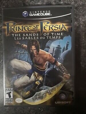 Prince of Persia: The Sands of Time (Nintendo GameCube, 2003) CIB