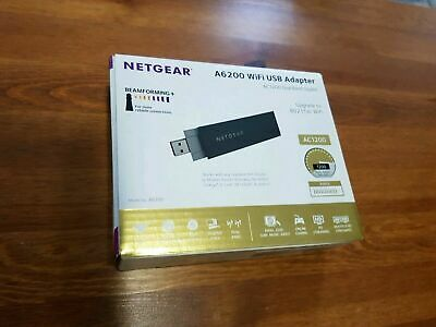 NETGEAR A6100 WIFI Wi-Fi USB Mini Adapter - AC600 802 11ac