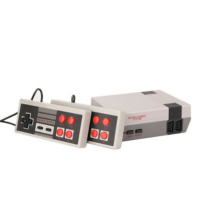 Useful 620 Games in1 Game Console for NES Retro TV AV OUT Plus Game Pads Hot HI
