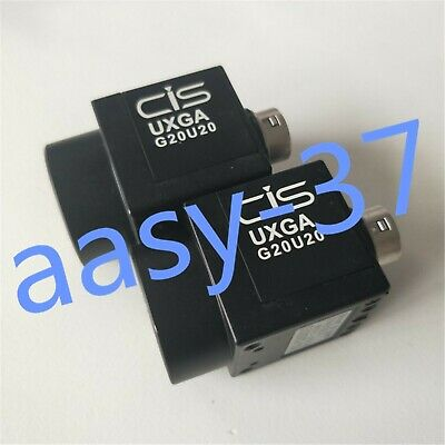 1PC  CIS VCC-G20U20 Industrial CCD Camera in good condition