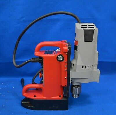 Milwaukee 4210-1 Fixed Base Drill Press 3/4-Inch Motor and Chuck 12.5 Amp
