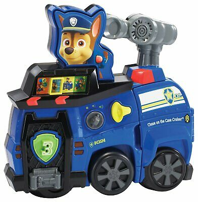 VTech Paw Patrol Chase on the Case Cruiser.