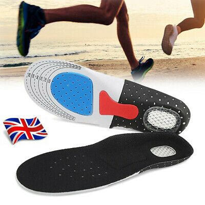 New Plantar Fasciitis OrthoCentral Prosoles Comfortable Foots Insoles UK