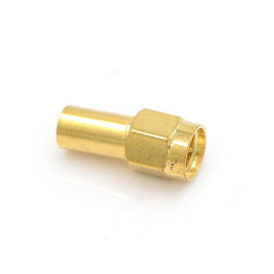 SMA male coaxial Termination Loads 1W DC- 3.0THz 50ohm H~