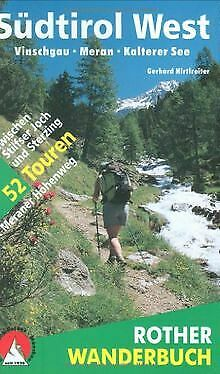 Südtirol West. Vinschgau - Meran - Kalterer See.... | Book | condition very good