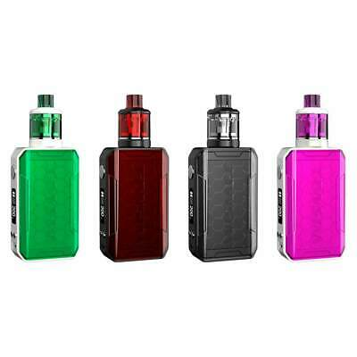 E-Zigaretten Set Steamax Wismec Sinuous V200 200W 3,5ml Amor NSE Verdampfer