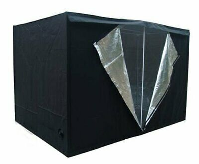 Portable Grow Tent – Thick Foil Silver Mylar Hydroponic Dark Room 300*300*200cm