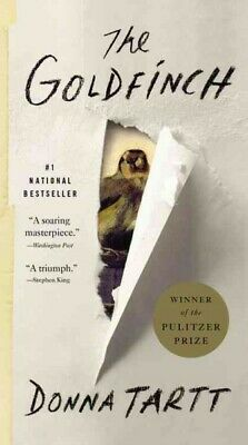 Goldfinch, Paperback by Tartt, Donna, Like New Used, Free shipping in the US