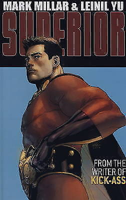 Superior Hardcover HC by Mark Millar, Leinil Yu Graphic Novel Titan Books