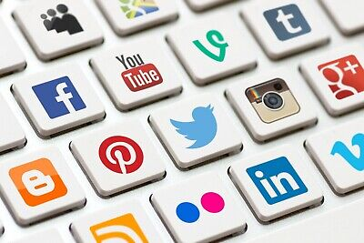 Social Media Online Marketing e Book PDF With Resell Rights e-book Delivery 12hr