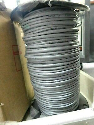 Speaker wire 16 AWG 2 Strand 400' OAL Hook Up Wire 04477071
