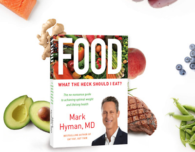 What the Heck Should I Eat ? by Mark Hyman [ 2019. P-D-F MOBI ] EBoo0k by EMAIL