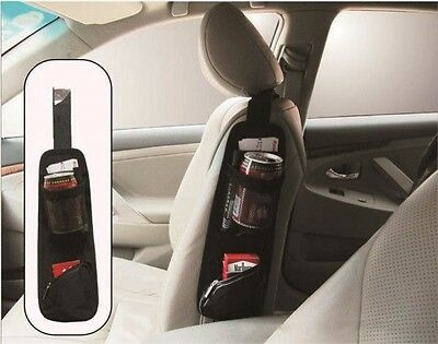 Car Accessory Seat Side Storage Organizer Interior Multi Use Strong Bag