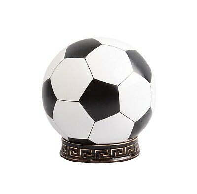 Ceramic Football Soccer Unique Urns Ashes Adult Large Cremation Funeral Human