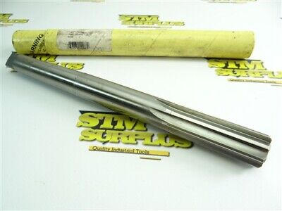 New! L&I Hss 3Mt Chucking Reamer 1""