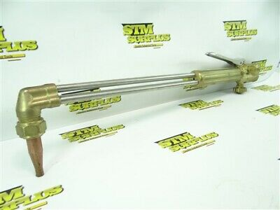 """Nice Victor Acetylene Cutting Torch Assembly 22"""" Length Model St900Fc"""