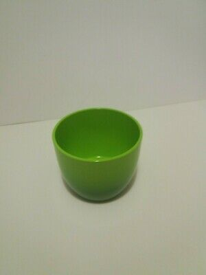 Handmade Ceramic Pot Lime Green New