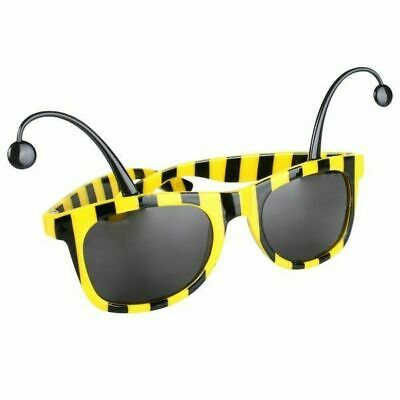 Bumble Bee Glasses - Costume Accessory