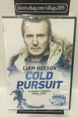 Cold Pursuit (DVD 2019)  Brand New!  Unopened!  free shipping